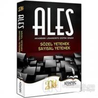 Kitapseç 2014 ALES Sözel  Yetenek Sayısal Yetenek Konu Anlatımlı
