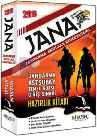 Kitapseç 2015 JANA Hazırlık Kitabı