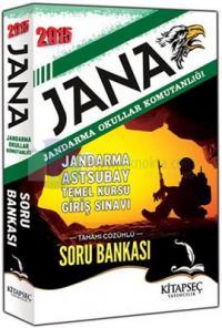 Kitapseç 2015 JANA Tamamı Çözümlü Soru Bankası