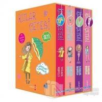 Kızlar Çetesi Seti (4 Kitap)
