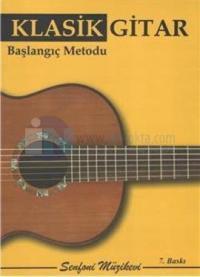 Klasik Gitar Başlangıç Metodu Faruk Arısoy
