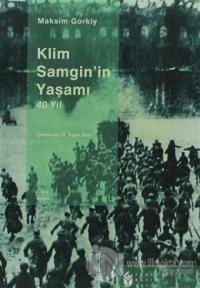 Klim Samgin'in Yaşamı 40 Yıl 3. Cilt