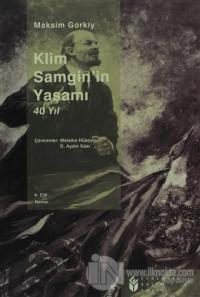 Klim Samgin'in Yaşamı 40 Yıl 4. Cilt