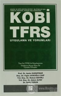 KOBİ - TFRS Uygulama ve Yorumları (Ciltli)