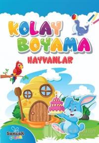 Kolay Boyama - Hayvanlar Fatıma Gülbahar Karaca