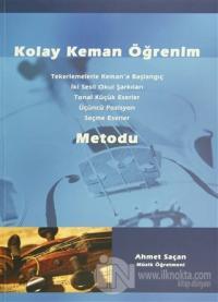 Kolay Keman Öğrenim Metodu Ahmet Saçan