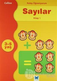 Kolay Öğreniyorum - Sayılar Kitap 1