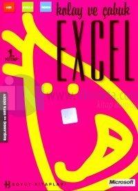 Kolay ve Çabuk Excel 1. Kitap Office 2000 Görsel Öğrenim Seti Başlangıç ve Orta Düzey
