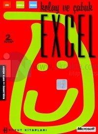 Kolay ve Çabuk Excel 2. Kitap Office 2000 Görsel Öğrenim Başlangıç ve Orta Düzey