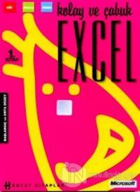 Kolay ve Çabuk Excel 2 Kitap Takım