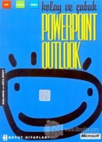Kolay ve Çabuk Powerpoint Outlook Office 2000 Görsel Öğrenim Seti Başlangıç ve Orta Düzey