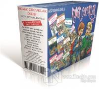 Komik Çocuklar Dizisi (10 Kitap Takım)