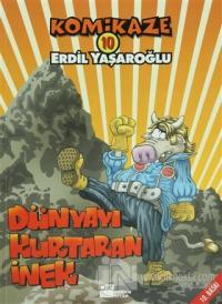 Komikaze 10 Dünyayı Kurtaran İnek %20 indirimli Erdil Yaşaroğlu