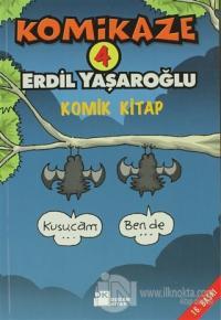 Komikaze 4 - Komik Kitap