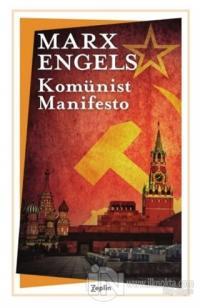 Komünist Manifesto Marx Engels