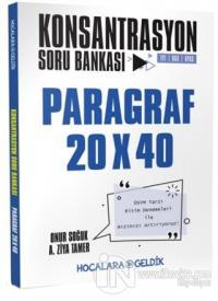 Konsantrasyon Soru Bankası Paragraf 20x40