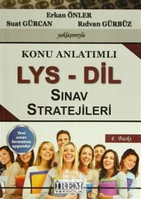 Konu Anlatımlı LYS - DİL Sınav Stratejileri 2013