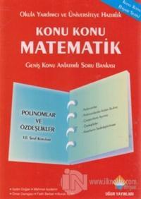 Konu Konu Matematik - Polinomlar ve Özdeşlikler