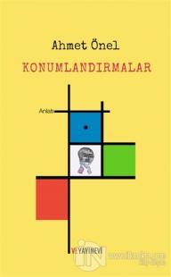 Konumlandırmalar %15 indirimli Ahmet Önel
