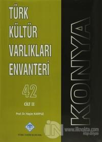 Konya Türk Kültür Varlıkları Envanteri (3 Cilt Takım) (Ciltli)