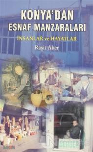 Konya'dan Esnaf Manzaraları