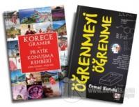Korece Öğrenme Seti (2 Kitap Takım)