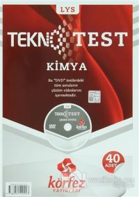Körfez - LYS Kimya Tekno Poşet Test Çözüm (DVD'li)
