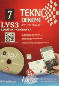 Körfez - Tekno Deneme LYS-3 Edebiyat Coğrafya - 7 Tekno Deneme