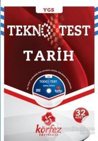 Körfez - YGS Tarih Tekno Poşet Test Çözüm (DVD'li)