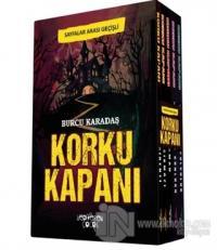 Korku Kapanı Seti (5 Kitap Takım) (Ciltli) Burcu Karadaş