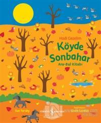 Köyde Sonbahar Ara-Bul Kitabı - Hadi Gezelim
