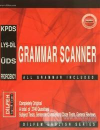 KPDS LYS-Dil ÜDS Proficiency Grammer Scanner