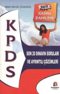 KPDS Tamamı Çözümlü Çıkmış Sorular