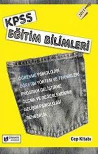 KPSS 2011 Eğitim Bilimleri Cep Kitabı