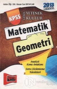 KPSS 2013 Matematik - Geometri Genel Yetenek Genel Kültür