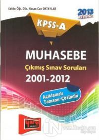 KPSS-A Muhasebe Çıkmış Sınav SoruIarı (2001-2012)