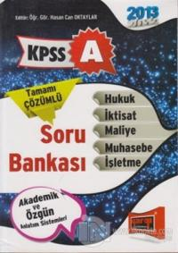 KPSS A Soru Bankası 2013