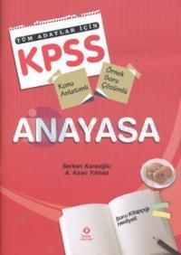 KPSS Anayasa Tüm Adaylar İçin 2012 %15 indirimli Kaan Yılmaz