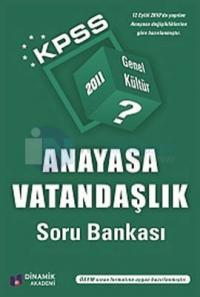 KPSS Anayasa Vatandaşlık Soru Bankası