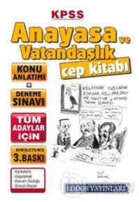 KPSS Anayasa ve Vatandaşlık Cep Kitabı