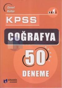 KPSS Coğrafya 50 Deneme