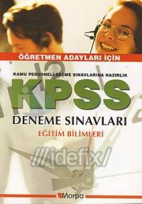 KPSS Deneme Sınavları  Eğitim Bilimleri