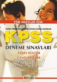 KPSS Deneme Sınavları Genel Kültür Genel Yetenek