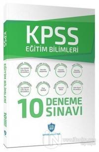 KPSS Eğitim Bilimleri 10 Deneme Sınavı