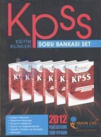 KPSS Eğitim Bilimleri Soru Bankası Seti