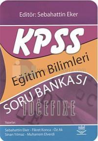 KPSS Eğitim Bilimleri Soru Bankası