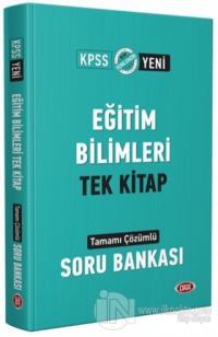 KPSS Eğitim Bilimleri Tek Kitap Tamamı Çözümlü Soru Bankası
