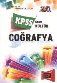 KPSS Genel Kültür Coğrafya Cep Kitabı