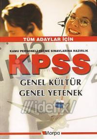 KPSS Genel Kültür Genel Yetenek (Tüm Adaylar İçin)