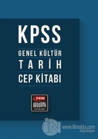 KPSS Genel Kültür Tarih Cep Kitabı